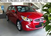 Bán Hyundai Accent mới đời 2016, màu đỏ, nhập khẩu