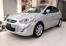 Cần bán gấp Hyundai Accent sản xuất năm 2014, màu bạc, nhập khẩu