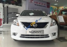 Bán ô tô Nissan Sunny 1.5AT 2017, màu trắng