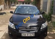 Gia đình bán xe Toyota Corolla 2008, màu đen