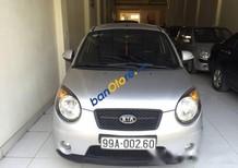Cần bán lại xe Kia Morning sản xuất 2009, màu bạc còn mới, giá chỉ 285 triệu