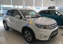 Bán ô tô Suzuki Vitara 1.6AT đời 2017, màu trắng