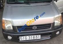 Cần bán xe cũ Suzuki Wagon R năm 2002, màu bạc