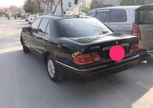 Bán Mercedes sản xuất năm 1999, màu đen, nhập khẩu