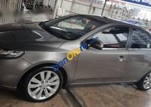 Bán xe cũ Kia Cerato đời 2010, màu xám, nhập khẩu chính chủ