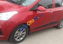 Cần bán xe cũ Hyundai i10 đời 2016, màu đỏ chính chủ