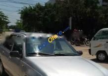 Bán xe cũ Daewoo Cielo đời 1996, xe máy nổ thì thầm, gầm phuột êm ái, đồng sơn còn mới tính