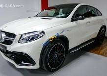 Bán ô tô Mercedes GLE43 AMG năm sản xuất 2016, màu trắng, nhập khẩu