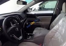 Bán Toyota Highlander LE 2.7AT đời 2016, màu trắng, xe nhập