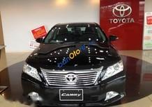 Bán Toyota Camry 2.0E đời 2013, màu đen