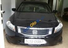 Cần bán xe Honda Accord đời 2008, màu đen, nhập khẩu còn mới, giá chỉ 730 triệu