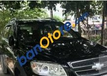 Cần bán xe cũ Chevrolet Captiva năm 2008, màu đen ít sử dụng
