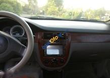 Bán xe cũ Daewoo Lacetti đời 2009, màu bạc xe gia đình