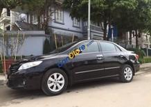 Bán xe cũ Toyota Corolla Altis đời 2014, màu đen số tự động