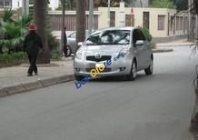 Bán xe cũ Toyota Yaris đời 2008, màu bạc, nhập khẩu chính hãng