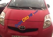 Bán xe cũ Toyota Yaris 2011, màu đỏ, nhập khẩu xe gia đình