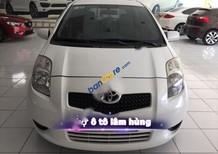 Cần bán lại xe Toyota Yaris 1.3AT sản xuất năm 2008, màu trắng, nhập khẩu chính chủ, 438tr