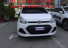 Cần bán Hyundai Grand i10 2017, màu trắng, xe nhập, giá 352tr - Liên hệ Mr. Tấn - TV. PKD: 0905976950
