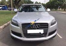 Cần bán lại xe Audi Q7 3.6 đời 2007, màu bạc, nhập khẩu nguyên chiếc số tự động