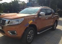 Bán xe Nissan Navara EL sản xuất 2017, màu nâu, xe nhập, 634 triệu