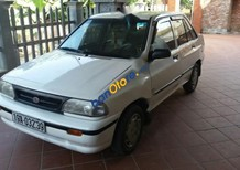 Cần bán xe Kia Pride sản xuất 2002, màu trắng