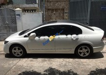 Cần bán lại xe Honda Civic 2.0AT đời 2011, màu trắng
