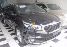 Cần bán Kia Sedona 3.3 GATH đời 2016, màu đen số tự động