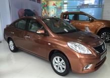 Bán Nissan Sunny XV-SX màu cam đời 2017. Mua xe chỉ với 100 triệu đồng, liên hệ ngay 0971527788