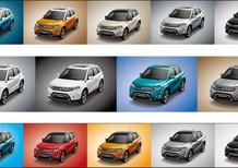 Bán Suzuki Vitara 2017, nhập khẩu, xe giao ngay Lh: 0985.547.829