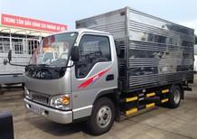 Bán xe tải Jac 2,4 tấn Hải Phòng giá rẻ máy Isuzu