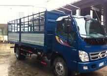 Thaco Ollin 500B tải trọng 5 tấn mới 2017 có thêm máy lạnh - LH Mr Trung: 098 136 8693