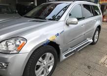 Cần bán Mercedes GL 450 đời 2007, màu bạc, nhập khẩu xe gia đình