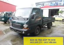 Xe tải 1 tấn 9 đi trong thành phố của Trường Hải. KIA K165S nâng tải. Bán trả góp