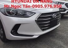 Bán ô tô Hyundai Elantra 2017, màu trắng, số sàn. Giảm giá tốt nhất Đà Nẵng. Liên hệ TV.PKD: 0905.976.950