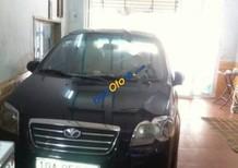 Bán xe Daewoo Gentra đời 2008, màu đen