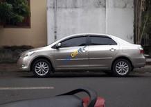 Bán Toyota Vios E năm 2010, màu xám, giá tốt