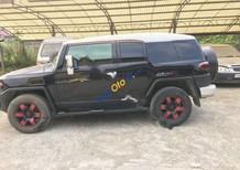 Cần bán lại xe Toyota Fj cruiser 2007, màu đen, xe nhập, 950 triệu