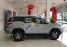 Bán Toyota Fortuner đời 2017, màu bạc, xe nhập