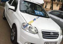 Bán xe cũ Daewoo Gentra 1.5 sản xuất 2010, màu trắng