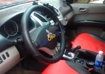 Bán Mitsubishi Triton năm 2009, màu đỏ, xe nhập