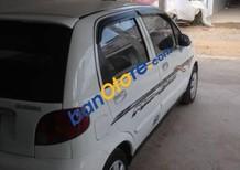 Bán xe cũ Daewoo Matiz SE sản xuất 2008, màu trắng