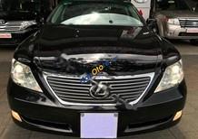 Bán Lexus LS460L 2008 nhập Nhật, màu đen