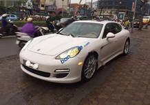 Cần bán gấp Porsche Panamera S 2010, màu trắng, nhập khẩu nguyên chiếc số tự động