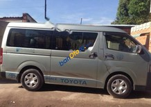 Cần bán lại xe Toyota Hiace đời 2008, màu xanh lam, 390 triệu