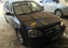 Bán xe cũ Daewoo Lacetti EX đời 2010, màu đen
