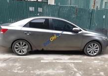 Bán Kia Cerato 1.6 AT đời 2010, màu xám, nhập khẩu