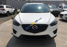 Bán Mazda CX 5 sản xuất 2017, màu trắng, giá chỉ 870 triệu