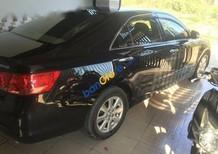 Bán xe cũ Toyota Camry 2.4G năm 2008, màu đen số tự động