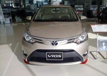 Bán Toyota Vios E 2017, mới 100%