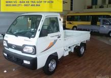 Giá bán xe Towner800 mới nâng tải từ Towner750. Tải trọng 900Kg, bán trả góp